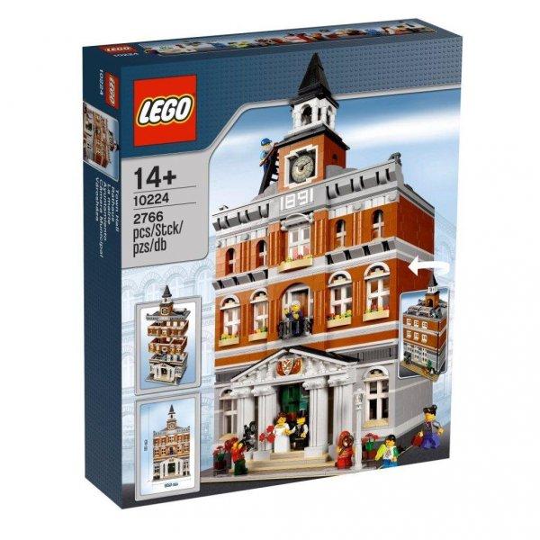 AMAZON.it Lego Town Hall 10224 für 129,05