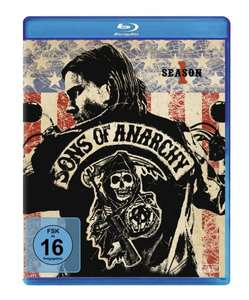 Nur heute 03.10.13 Sons of Anarchy - Season 1 [Blu Ray] für 12,97€ Amazon.de