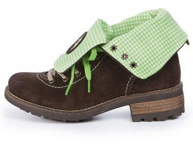 WOLPERDINGER Damen Trachten Stiefel für 49,99€ zzgl. 4,95€ Versand @Lidl Online