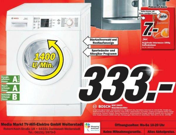 [MM Weiterstadt] Bosch WAE 28425 Waschmaschine