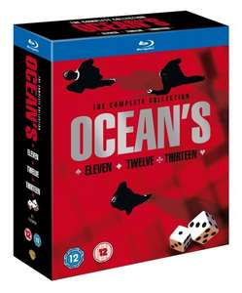 Ocean's Trilogy [Blu-ray] für 12,08€ @ZOverstocksDE
