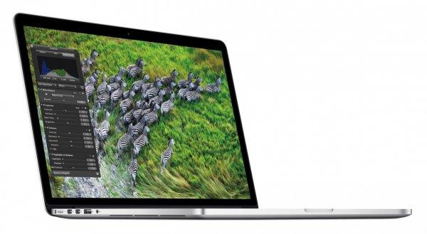 Macbook Pro 15 Retina WHD Amazon 1407,54€ - gebraucht wie neu !