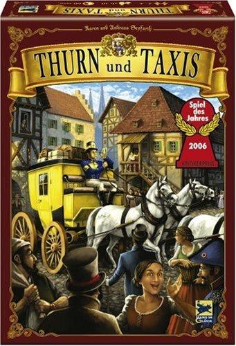 Thurn und Taxis (Spiel des Jahres 2006) und zwei weitere günstige Spiele bei Amazon.de (Marketplace)