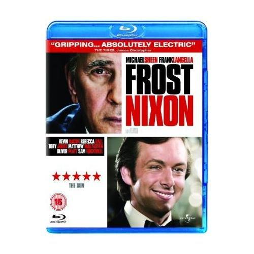 Blu-ray - Frost/Nixon für €5,53 (15 Prozent Aktion auf alle Artikel) [@Wowhd.co.uk]