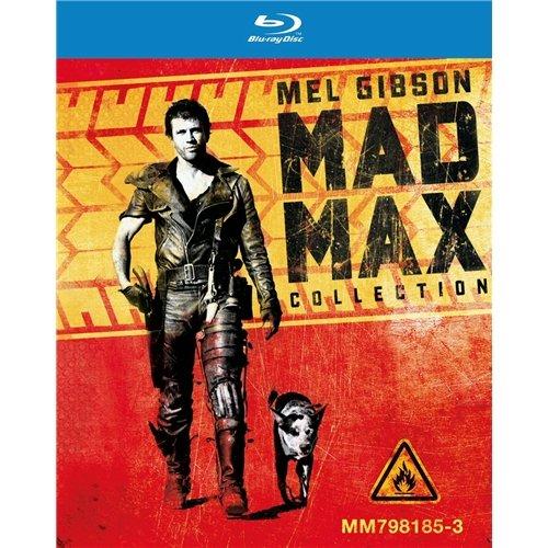 Blu-ray Box - Mad Max Trilogie ab €15,60 [@Wowhd.de]