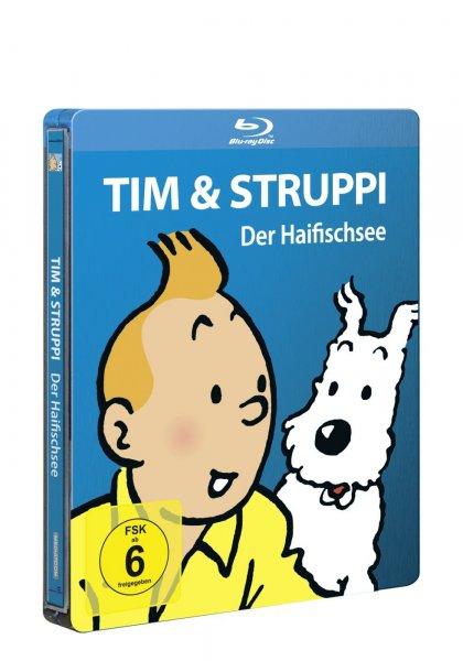 Tim & Struppi – Der Haifischsee für 11,99€ @ Amazon