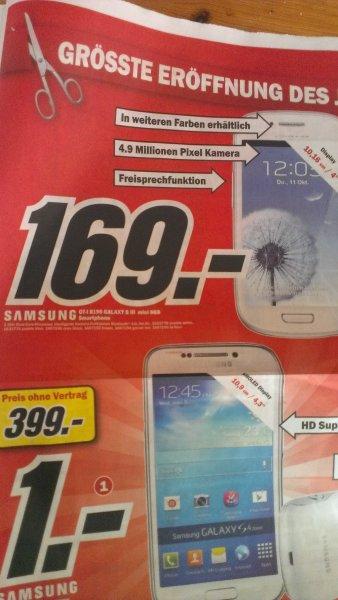 [Lokal Pforzheim] Samsung Galaxy S3 mini
