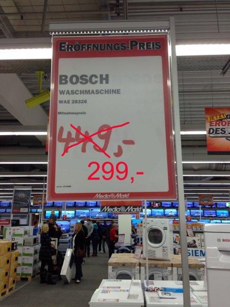 Bosch WAE 28326 Waschmaschine