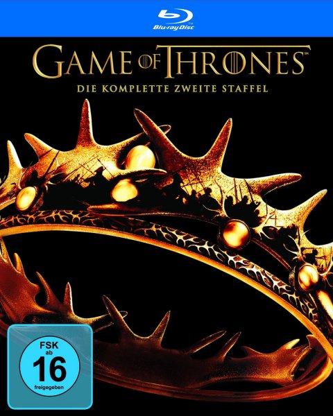 Game of Thrones Bluray Staffel 2 @Amazon.de