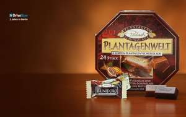 Rausch Plantagen-Schokolade