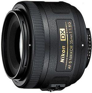 Nikon Objektiv AF-S DX 35mm 1.8G
