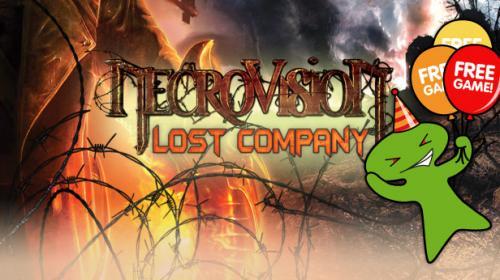 NecroVisioN: Lost Company gratis @ greenmangaming.com