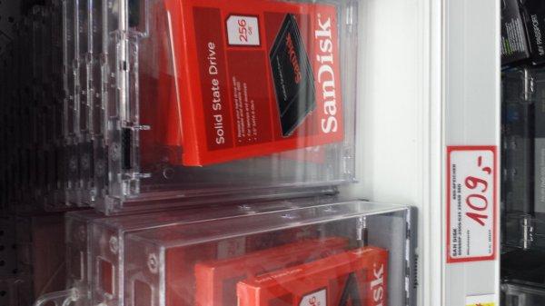 [MM Dresden] SanDisk SSD 256GB