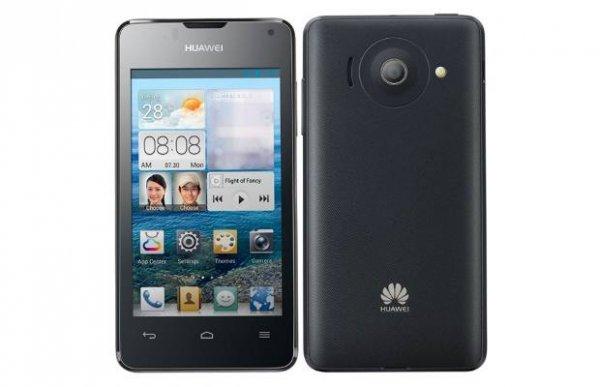 Huawei Ascend Y300 zum Abholen direkt im Real Markt 99,95€