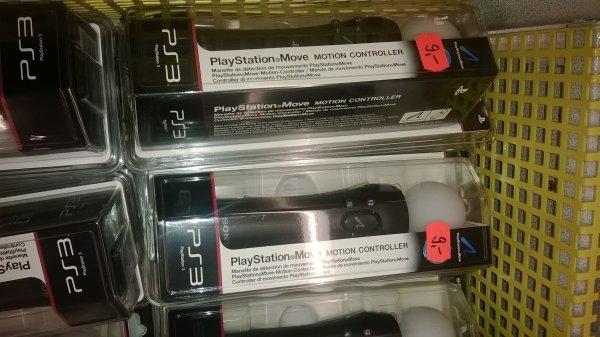 [Lokal] Playstation Move Motion Controller 9€ - ProMarkt Bad Säckingen