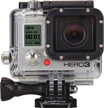 GoPro Hero 3 Black 299€ @eBay