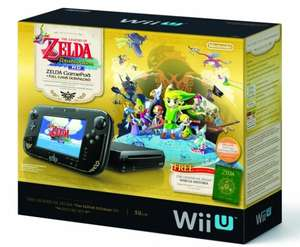 "[Lokal - Expert Kronach] Nintendo Wii U ""The Legend of Zelda: The Wind Waker"" Premium Pack Limited Edition + Assasins Creed 3 ""Join or Die"" Edition"