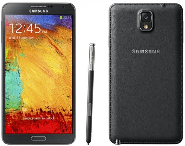 Samsung Galaxy Note 3 Schwarz 32GB bei BASE €619