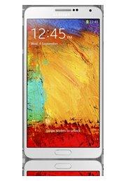 Samsung Galaxy Note 3 Weiß mit Schubladenvertrag von mobilcom-debitel @modeo.de