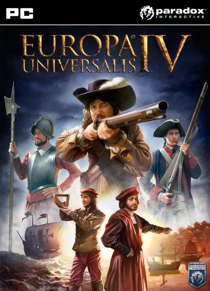 [Steam] Europa Universalis IV