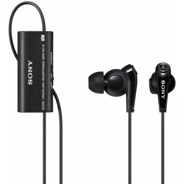 Sony MDRNC13 In Ear Noise Cancelling Headphones / In Ear Kopfhörer mit Geräuschunterdrückung