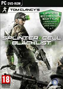 Splinter Cell Blacklist - Upper Echelon Edition (UPlay Key)