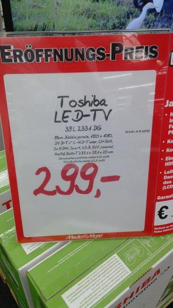 Toshiba 39 Zoll LED TV[MM Bochum-Hofstede]