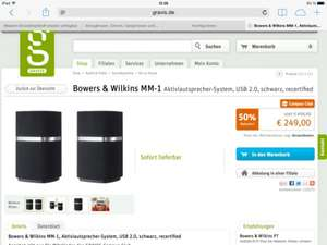 Bowers&Wilkins MM-1