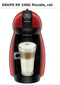 [Lokal Saturn Dortmund City] Krups KP 1006  Dolce Gusto Piccolo in rot für 19,99€