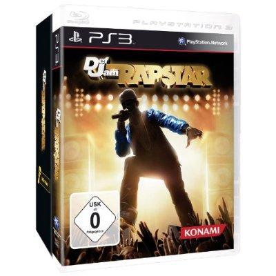 [Lokal] Media Markt Reutlingen: Def Jam Rapstar mit oder ohne Mikro (XBOX360/PS3)