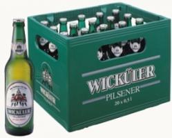 Wicküler Pilsener für 6,99€ der Kasten [Lokal]