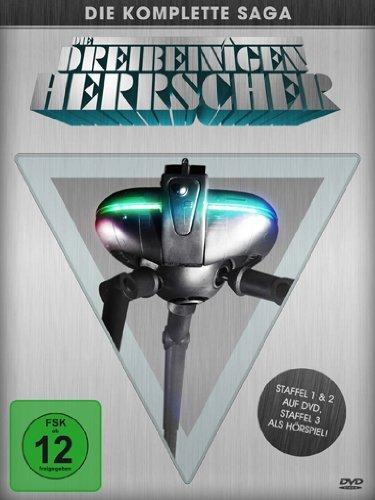 [amazon DVD] Die dreibeinigen Herrscher - Die komplette Saga für 27,97 €
