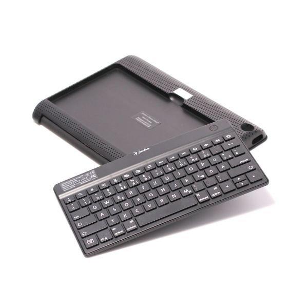 Freedom i-Connex combi Bluetooth Tastatur + Stand für Apple iPad 2, 3 und 4 34,99 € oder 29,99€ wenn man auf die Newsletter abonnieren