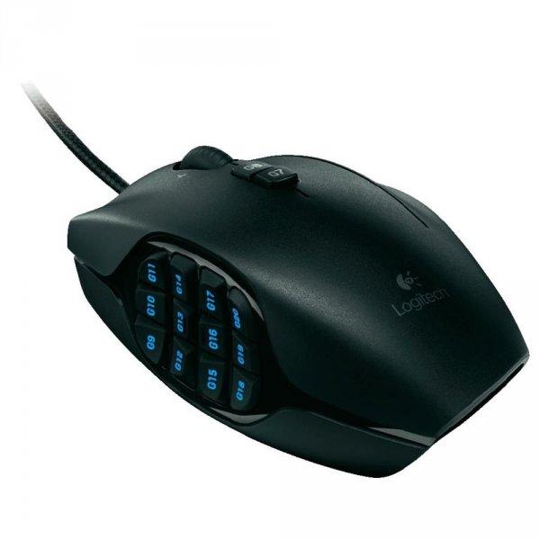 Logitech G600 (MMO Gaming Maus) bei Conrad für 49,95€ (VSK Frei)