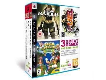 3 PS3 Spiele (Fuel, Tomb Raider Underworld, Sega Superstars Tennis) für 14,32€ @ HVM