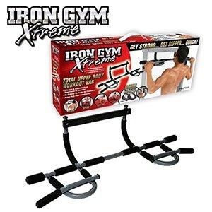Iron Gym Extreme- Ganzkörpertrainer für zu Hause 19,95€ zzgl. 5,95€ Versand @iBOOD