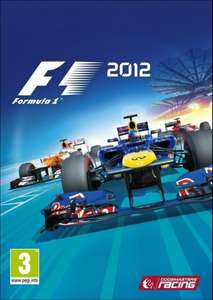 [STEAM] F1 2012 für 5,91€ bei gamefly.co.uk