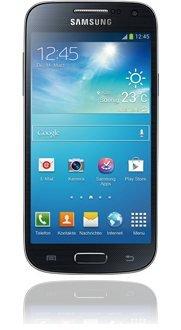 Samsung GALAXY S4 mini (Schwarz oder Weiß)  Lokal & Online für 299€