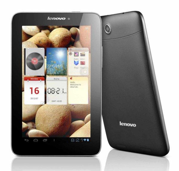 Lenovo IdeaTab A2107A für 112€ @Amazon.co.uk