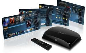 Xtreamer TV HD media player mit WLAN Antenne 59€
