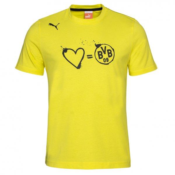 Viele offiziellen Puma Borussia Dortmund Klamotten im Sale ab 15,99€