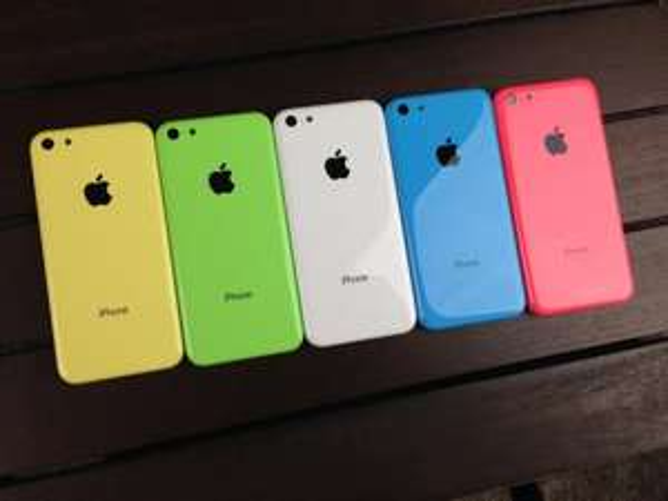 iPhone 5C + 250Min + 250SMS + InternetFlat