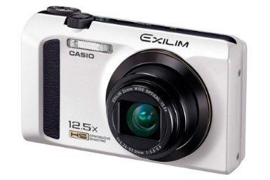 Casio Exilim EX-ZR300 Digitalkamera