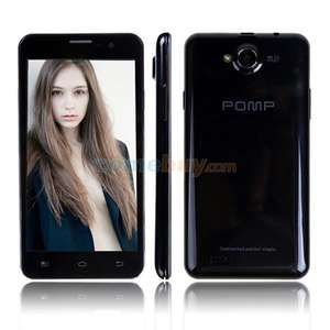 Pomp King 2 - W99 Smartphone, 5 Zoll Display 1280x720, mit 1.5 Ghz Quad-Core MTK6589T, Android 4.2 , 32 GB ROM, 2 GB RAM, DUAL-SIM