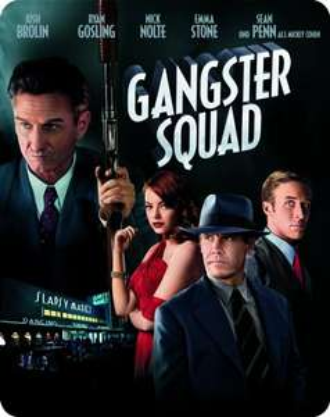 Gangster Squad (Steelbook) [Blu-ray] für 15,97€ @Amazon.de