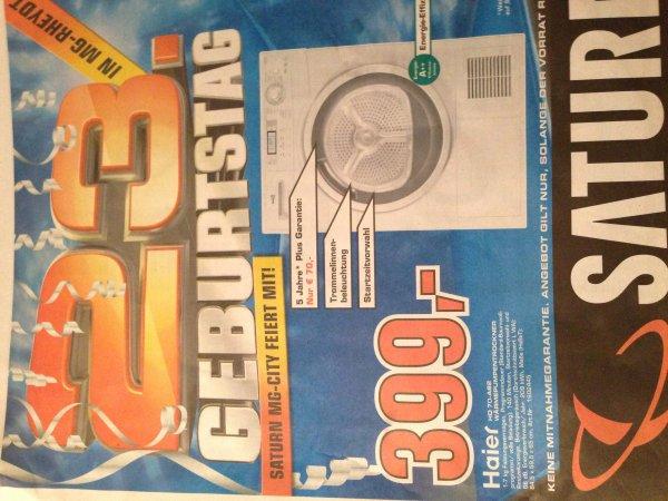 Haier HD70-A82 Wärmepumpentrockner EEK: A++
