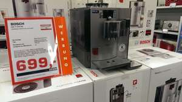 Bosch TES 71353 DE Vollautomat