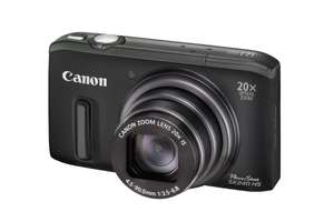 Canon PowerShot SX240 HS Kompaktkamera für 147,56 € @Amazon.co.uk