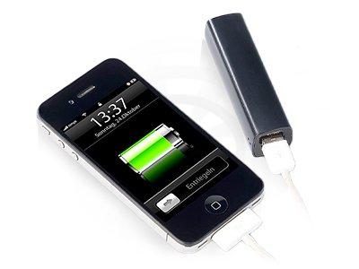 PEARL Powerbank 2.200 mAh für USB-Geräte über PayPal Einkaufswelt