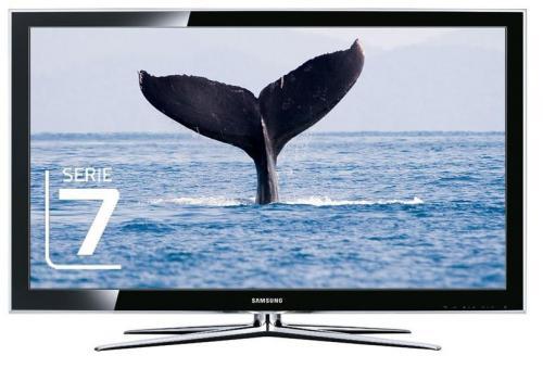 Samsung LE46C750 3D Fernseher 679 € (B-Ware)